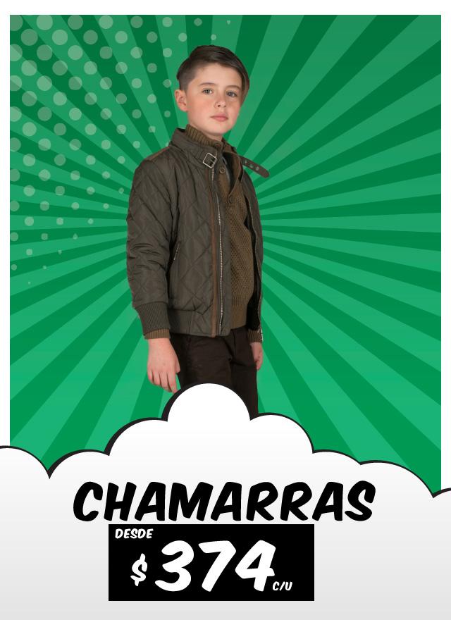Banner Chamarras
