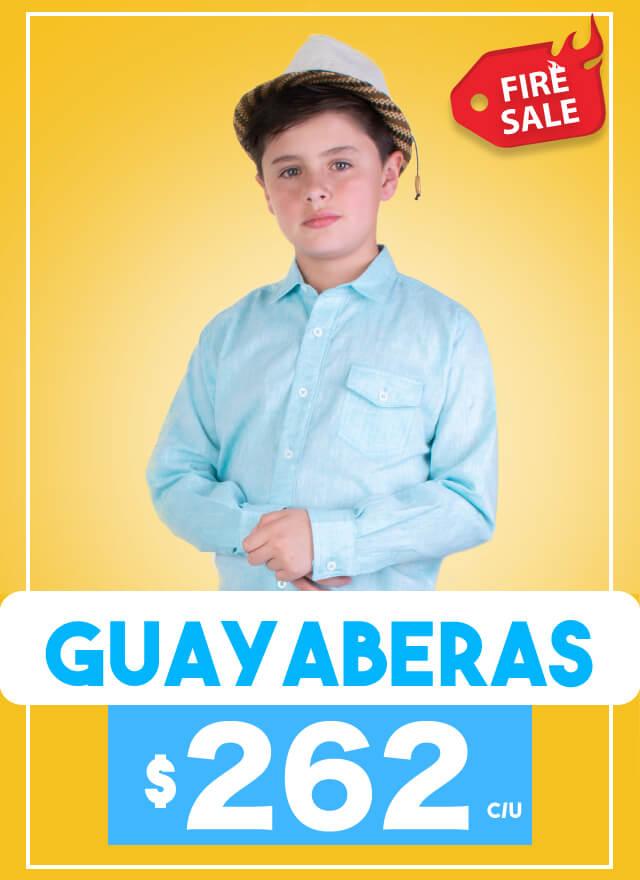 Banner Guayabera