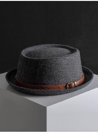 Sombrero--Fedora-Color-Oxford-Marca-Argento