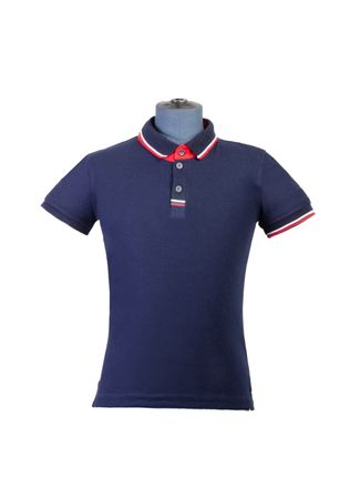 Playera-Polo--Manga-Corta-Color-Marino-Marca-Aldo-Conti-Jr